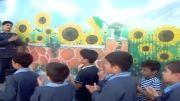 جشن میلاد امام محمد باقر در دبستان