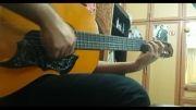 گیتارشاد عارف(رنگ چشمات)