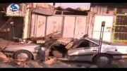 لحظه وقوع زلزله 6ریشتری غرب ایران