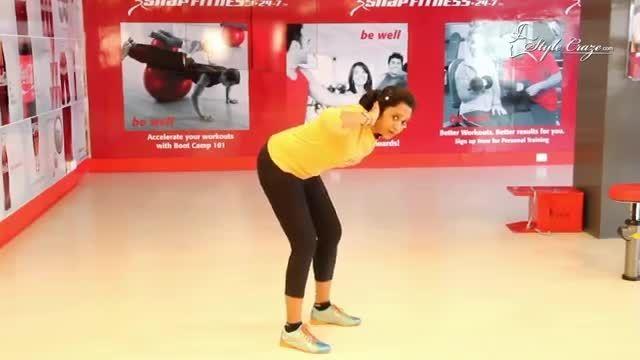 5 ورزش برای کاهش چربی شکم