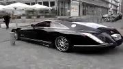 عجیب ترین و پر سرعت ترین ماشین
