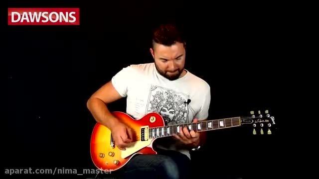 تست گیتار Gibson Les Paul Classic 2015