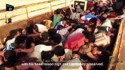 داعش پرده از بزرگترین جنایت خود برداشت