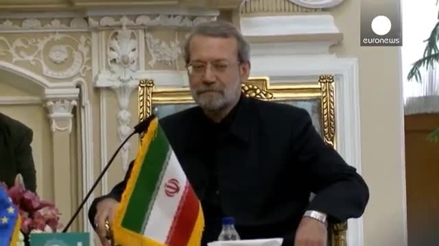 دیدار رئیس پارلمان اروپا با مقامهای ایرانی در تهران