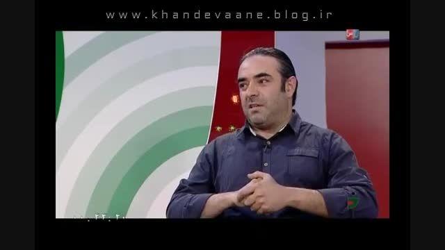 خندوانه، 4 خرداد 94، حسن معجونی
