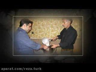 مراسم احسان شب تاسوعای بازار هاشمیه سراب محرم ۹۴