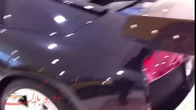 برترین گالری خودروهای سوپر اسپرت لندن