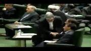 حاشیه های مجلس(تایید صلاحیت سه وزیر )