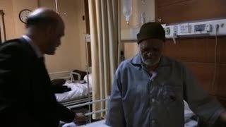 این بیمار ۸۲ ساله عمل شد...
