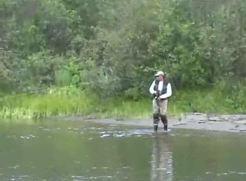 با ماهیگیری ورزشی و مفرح حال کنید