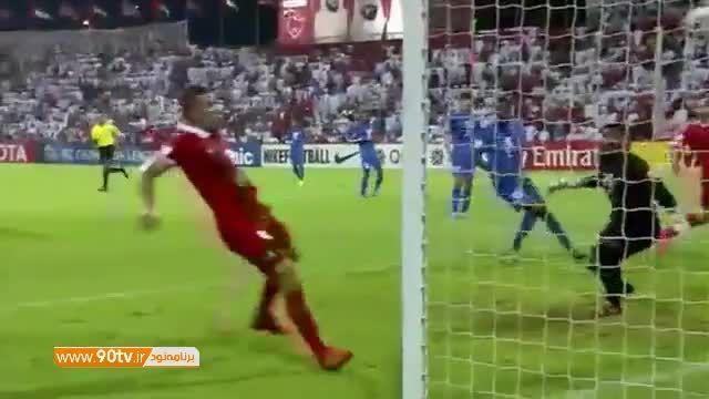 الاهلی امارات ۳-۲ الهلال (نیمه نهایی لیگ قهرمانان آسیا)