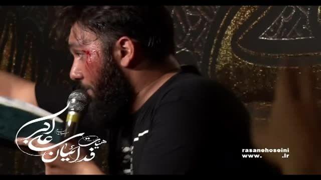 کربلایی محمد علی بخشی- شور-محرم-۱۳۹۴-شب سوم