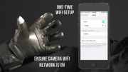 BearTek دستکش بی سیم برای کنترل تلفن همراه