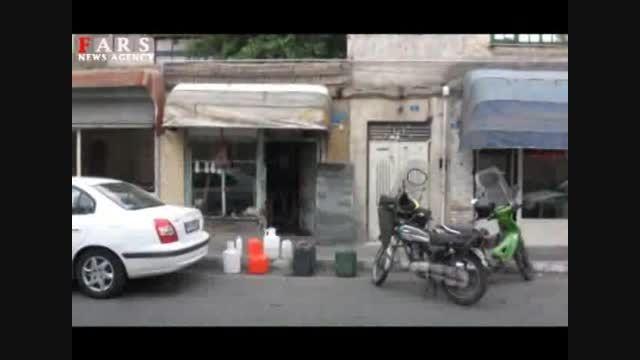 54 سال کار رایگان در آخر هفته/ روایت پیرمرد پینه دوز