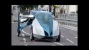خودرویی که قادر به پرواز کردن است..