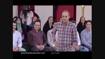 جناب خان و آلودگی هوا (ریزگردها) در خندوانه