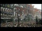 رژه نیروهای نازی دربرلین(رنگی)