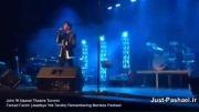 «فرزاد فرزین» کنسرت یادبود «مرتضی پاشایی» - تورنتو