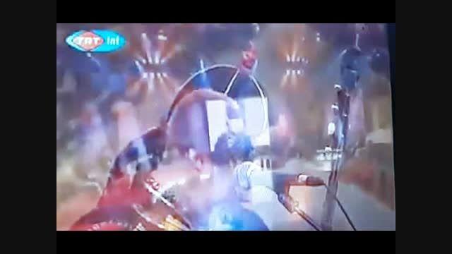 اجرای موسیقی ترکی-مغولی اصیل