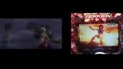 شباهت ها خیلی جالب Devil May Cry و Tekken(میکس خودمه)