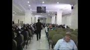 اجرای گروه عرفانی بشیر در بعثه مقام معظم رهبری در مکه