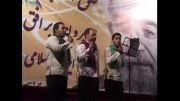 جشن ریس جمهوری دکتر روحانی در زادگاه دکتر سرخه