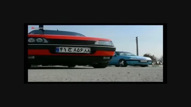 زیبا ترین ماشین های اسپرت ایرانی