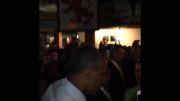 تعارف مواد مخدر به اوباما: آقای اوباما یک پک می زنی؟؟؟؟