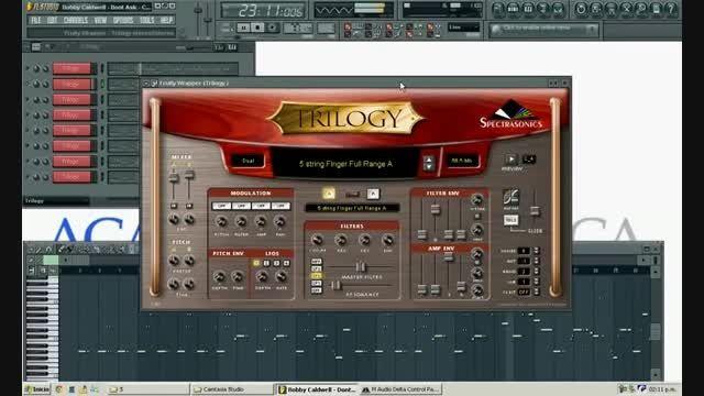 دانلود وی اس تی spectrasonics Trilogy در سایت ترانه ساز