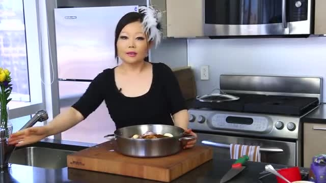 طرز تهیه غذای کره ای بو سم