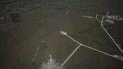 رکورد شکنی خارق العاده ترین راکت جهان Grasshopper