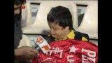 هوادار پرسپولیس کوچک ترین مرد ایران