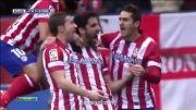 اتلتیکو مادرید 3 - 0 وایادولید / هفته 24 لالیگا