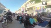 زندگی مردم شهر رقه تحت حکومت دولت اسلامی(داعش)