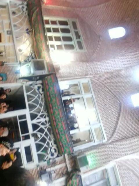 عزاداری در تبریز(شاخصی بازار روز عاشورا ۹۴/۸/۲)