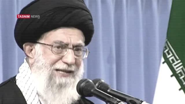 رهبر - علت نگرانی رهبر انقلاب نسبت به مذاکره با آمریکا