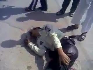 امروز تیر اندازی به پلیس در اهواز توسط اعراب وهابی 31-1-94
