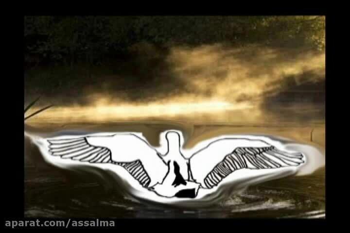 قسمت دوم انیمیشن پرنده عاشق با انیماتوری بهزاد ساوانا