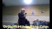 کلیپ اختصاصی ستاد شهر قدس : حضور دکتر سعید جلیلی در جبهه پایداری تهران - 2