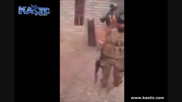 داعش کباب شده با پیاز و ادویه