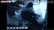 سرقت ناموفق بانک در چین