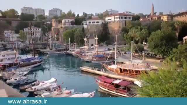 مکان های دیدنی ترکیه - آنتالیا