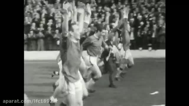 تصاویری از قهرمانی های لیورپول همراه با بیل شنکلی کبیر