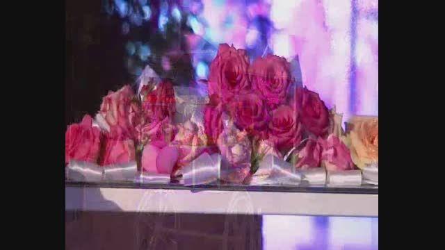 دکوراسیون خیره کننده باغ و تالار عروسی