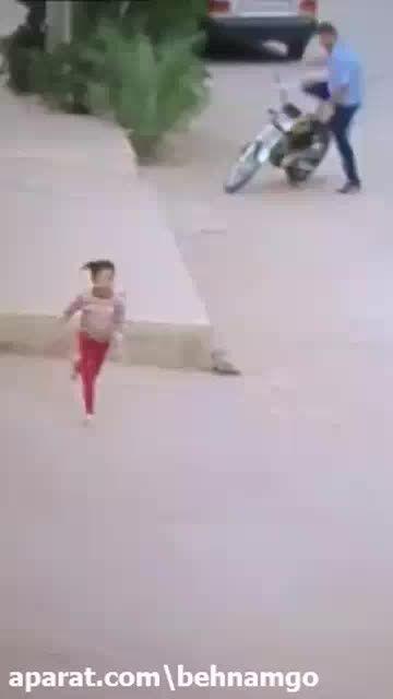 ایران.دزدی وحشیانه از دختر بچه...!