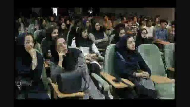 معرفی دانشکده هنر دامغان  با حضور اساتید دانشکده