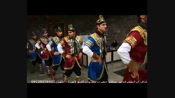 ایرانمجری: نمونه اجرای جنگ شادی محمد رسول الله (ص)