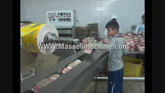 دستگاه تولید ساندویچ... دستگاه بسته بندی ساندویچ سرد مسائلی03135723006