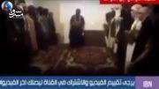 فیلم/ جشن ازدواج اجباری داعشی ها