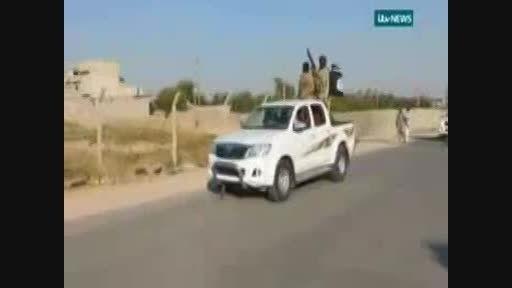 آموزش نظامی کودکان توسط داعش